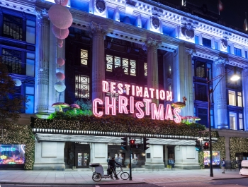 Selfridges Destination Christmas Canopy_Credit Andrew Meredith_1