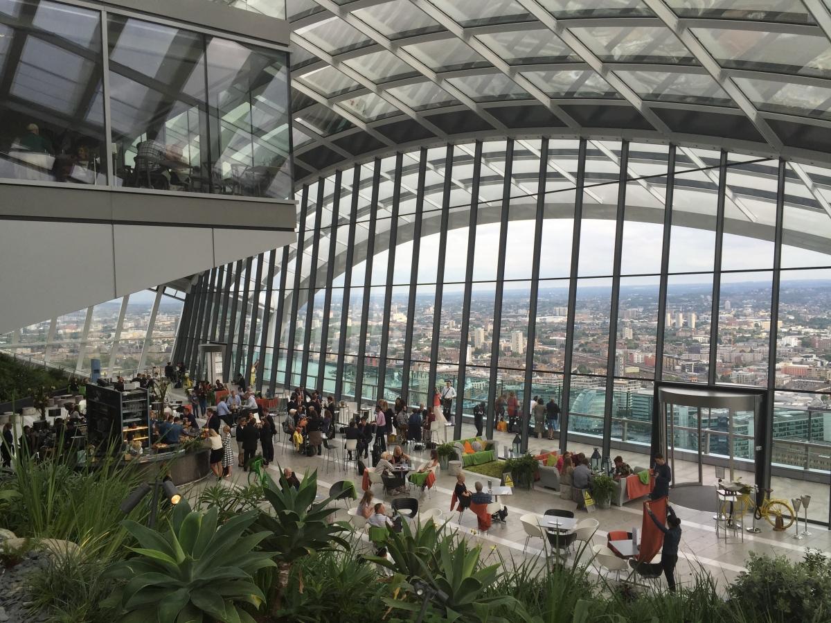 Sky Garden | London