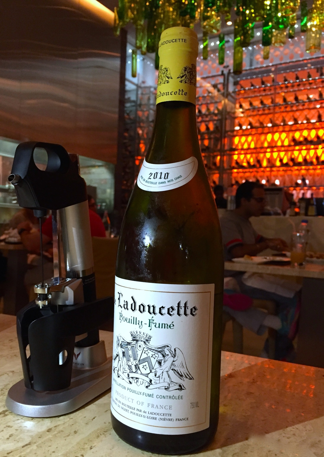 Review Coravin Wine Experience At Amici Yas Viceroy