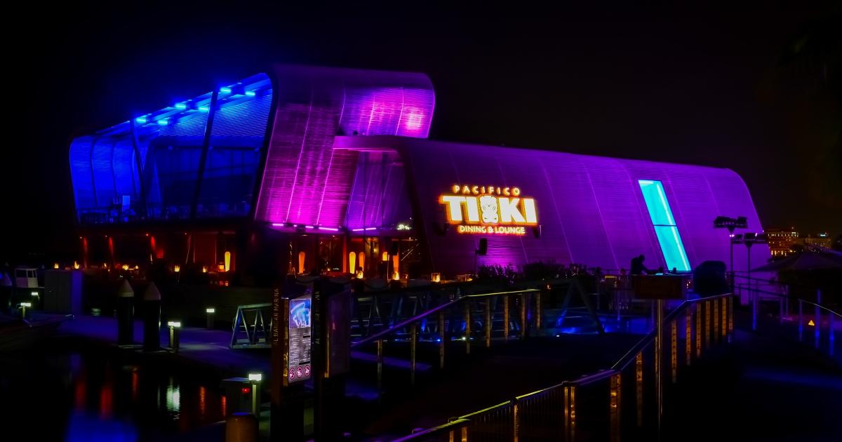 Pacifico Tiki Dining & Lounge | Abu Dhabi