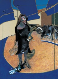 francis_bacon_isabel_rawsthorne_standing