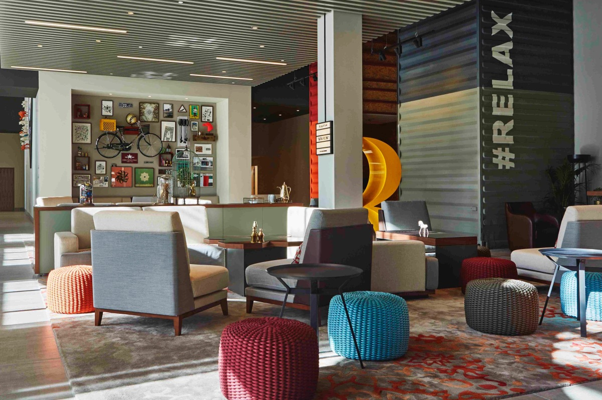 Rove Downtown Dubai is a global travellers' basecamp-2