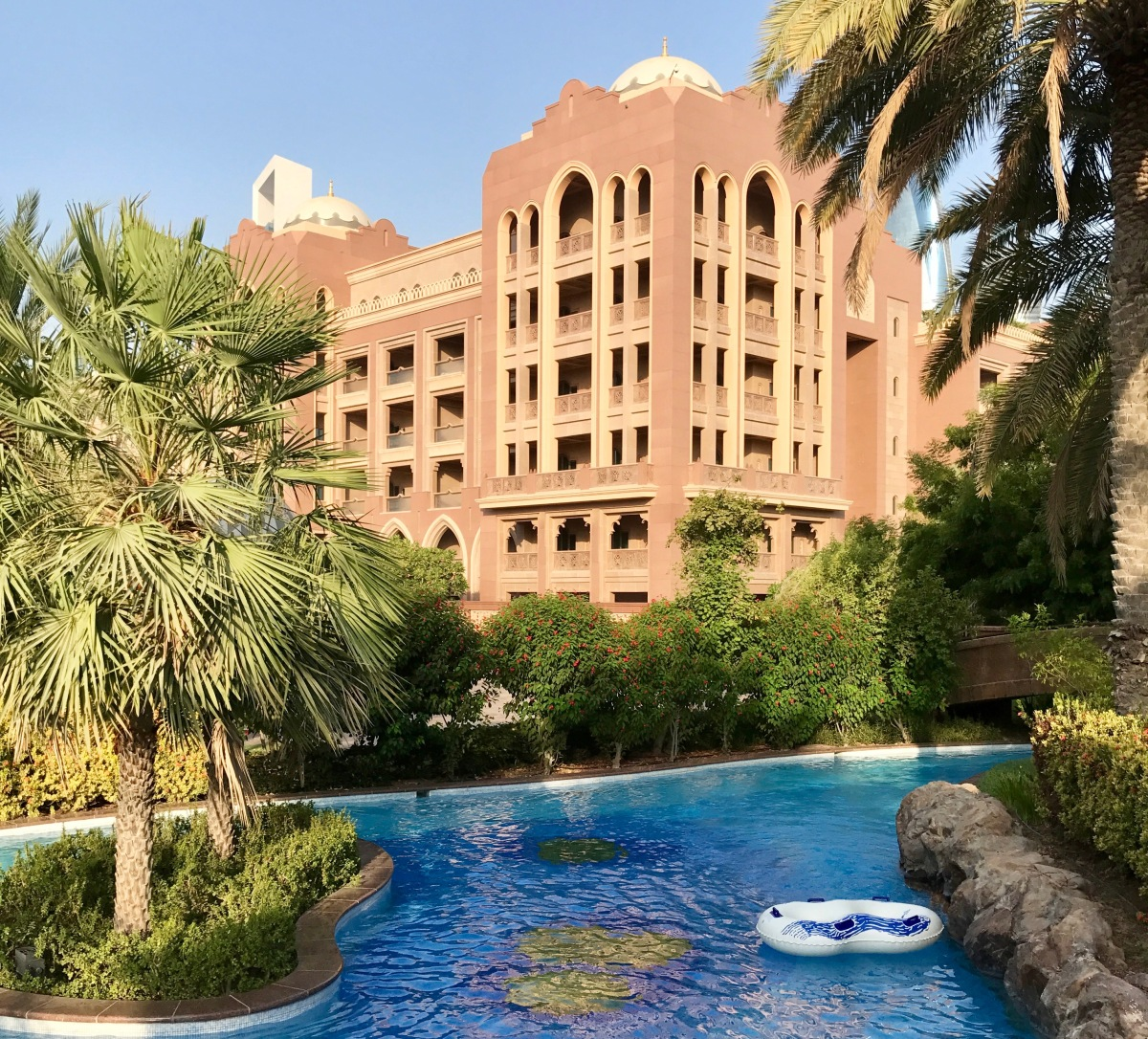 Staycation | Emirates Palace