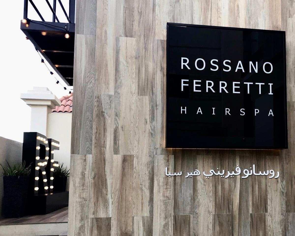 Rossano Ferretti Hair Spa | Abu Dhabi