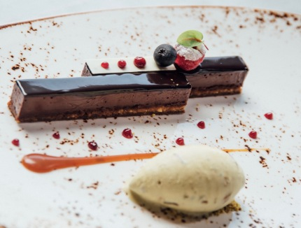 Bentley Chocolate Tart 2