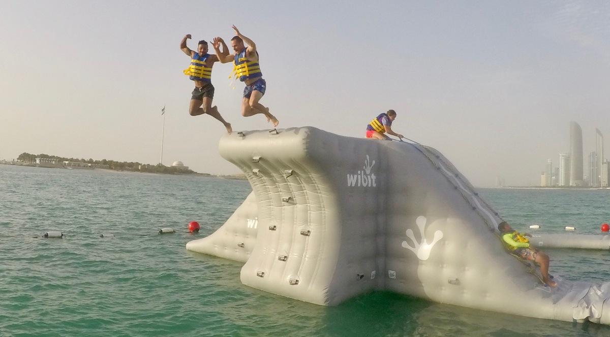 Aqua Fun | A'l Bahar, Abu Dhabi