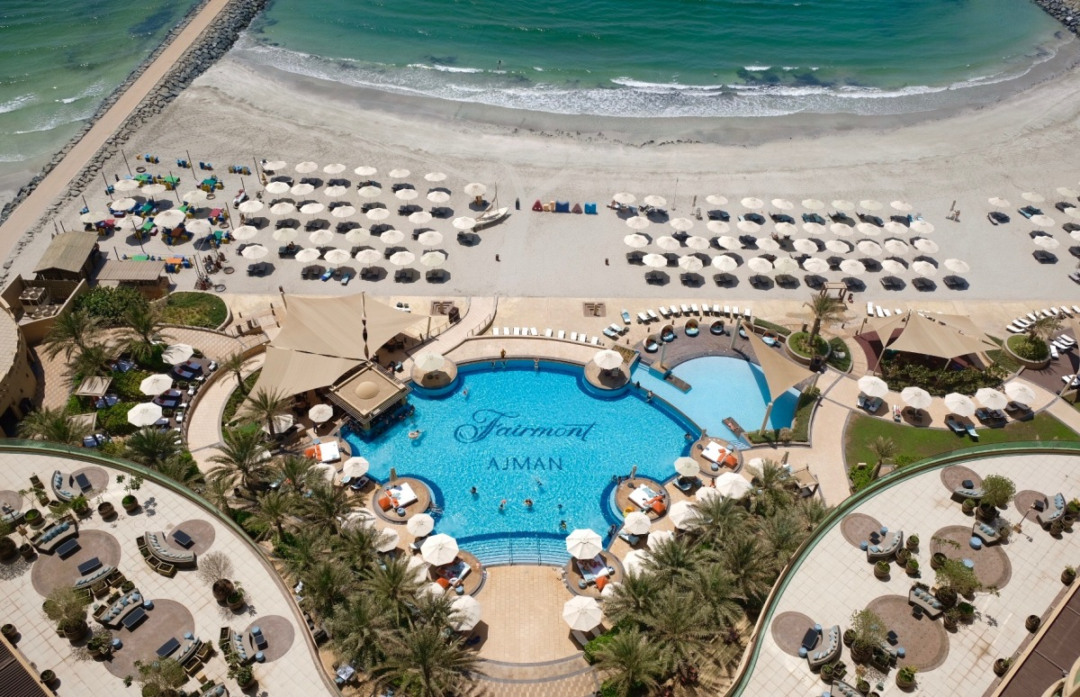Staycation | Fairmont Ajman