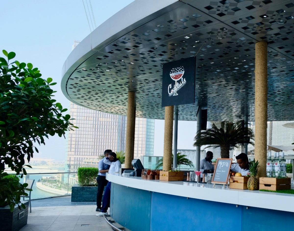 Rosewood Garden Brunch | Abu Dhabi