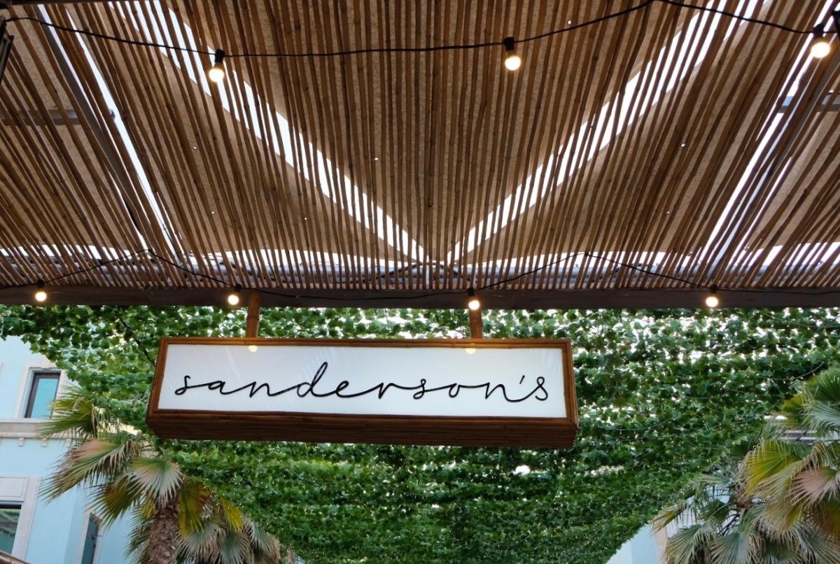 Sanderson's | Abu Dhabi