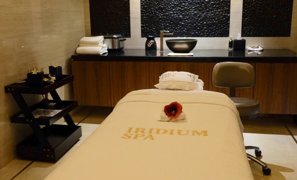 Iridium Spa's Most Precious Massage | The St. Regis Saadiyat Island Resort